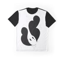 Personailty Mask Graphic T-Shirt