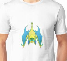 Vampire Bat (Yellow) Unisex T-Shirt