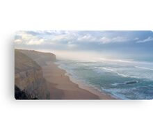 Beach Romance Canvas Print