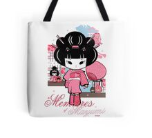 Memoirs Of Mayumi Tote Bag