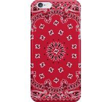 Bandana AFI iPhone Case/Skin