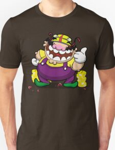 Greedy loveable fatso! T-Shirt