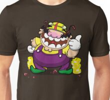 Greedy loveable fatso! Unisex T-Shirt