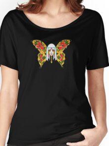 BUTTERFLY NURSE Women's Relaxed Fit T-Shirt