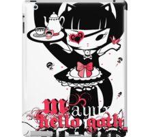 Meido Cafe iPad Case/Skin