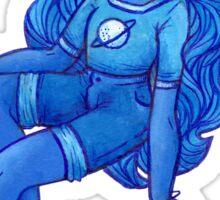 steven universe: sapphire. Sticker