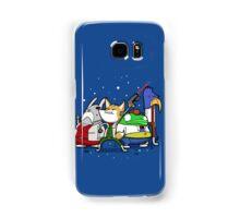 I see 'em up ahead. Let's rock 'n' roll! Samsung Galaxy Case/Skin