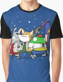 I see 'em up ahead. Let's rock 'n' roll! Graphic T-Shirt