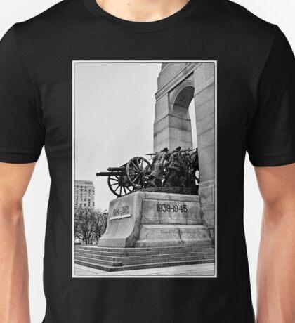 National War Memorial - Ottawa Unisex T-Shirt