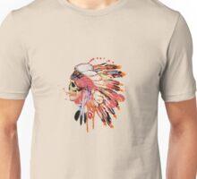 Indie skull Unisex T-Shirt