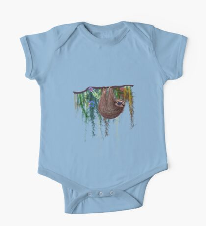 That Sloth One Piece - Short Sleeve