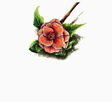 Hand Drawn Flower Study Unisex T-Shirt