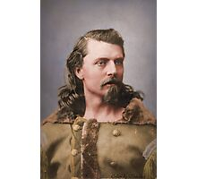 Young Buffalo Bill Photographic Print