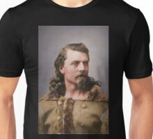 Young Buffalo Bill Unisex T-Shirt