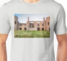 New Slains Castle Rear View (Cruden Bay, Aberdeenshire, Scotland) Unisex T-Shirt