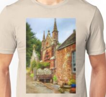 Delgatie Castle - Folly 2 (near Turriff, in Aberdeenshire, Scotland) Unisex T-Shirt