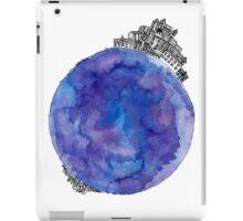 watercolor world  iPad Case/Skin