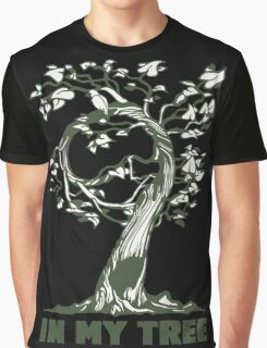 PJ - IN MY TREE  Graphic T-Shirt