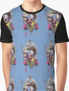 Shiva Elephant Graphic T-Shirt