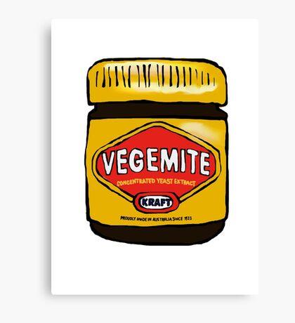 Vegemite- Australia Canvas Print