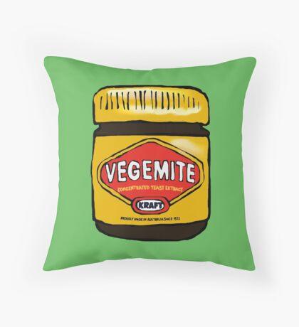 Vegemite- Australia Throw Pillow