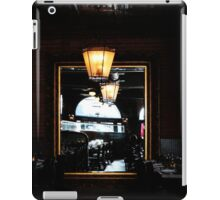 Mirror In Restaurant iPad Case/Skin