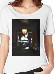 Mirror In Restaurant Women's Relaxed Fit T-Shirt