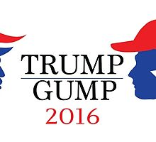 Trump - Gump 2016 by Diabolical