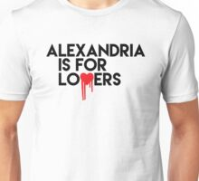 Alexandria is for Lovers Unisex T-Shirt