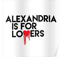Alexandria is for Lovers Poster