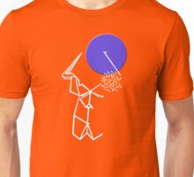 DOT TO DOT and ORIGAMI Unisex T-Shirt