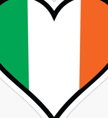 I Heart Ireland Sticker