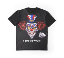 I WANT YOU !! Graphic T-Shirt