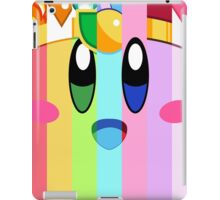 Kirby and his many faces iPad Case/Skin