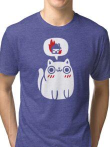 Dreaming Of Destruction Tri-blend T-Shirt