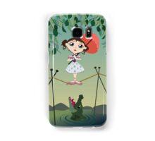 Haunted Mansion Tightrope Walker Samsung Galaxy Case/Skin