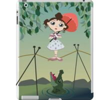 Haunted Mansion Tightrope Walker iPad Case/Skin