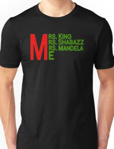 Mrs. and Me Unisex T-Shirt