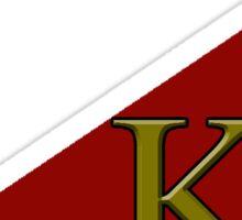 Kappa Sigma 2 Sticker