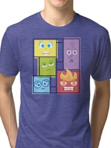 Composition of Emotions Tri-blend T-Shirt