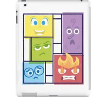 Composition of Emotions iPad Case/Skin