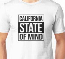 California State of Mind Unisex T-Shirt