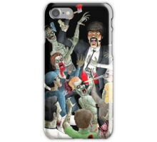 Jules Vs The Undead iPhone Case/Skin
