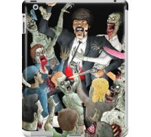 Jules Vs The Undead iPad Case/Skin