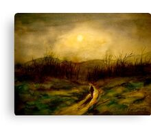 Landscape Hardy...The Return of the Native Canvas Print