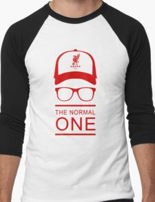 jurgen klopp red liverpool Men's Baseball ¾ T-Shirt