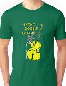 Psychobilly double bass Unisex T-Shirt