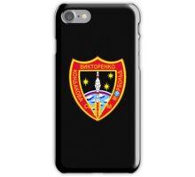Soyuz TM-20 iPhone Case/Skin