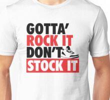 Gotta Rock It - J3 Fire Red Unisex T-Shirt