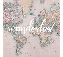 Wanderlust Travel Photographic Print